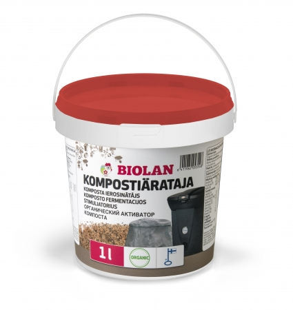 Biolan Komposto fermentacijos stimulatorius