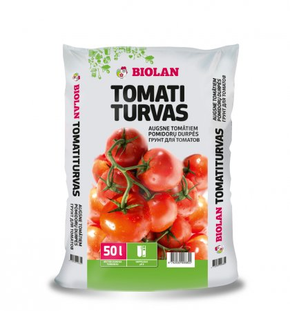Biolan Pomidorų substratas