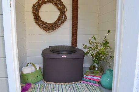 Biolan Kompostavimo tualetas eco