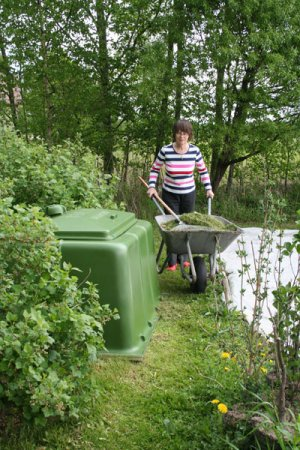 Biolan Sodo kompostinė