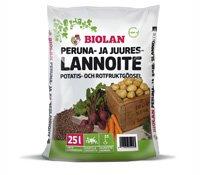 Biolan Natūralios trąšos bulvėms ir daržovėms